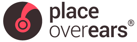 Place Over Ears' logo