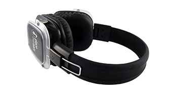 An image of POE Silent Disco Headphones