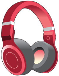 Hiring your audio equipment is easy with Place Over Ears, use our online booking system