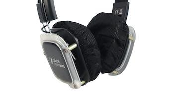 Headphone hygiene covers desigend for medium sized earphones